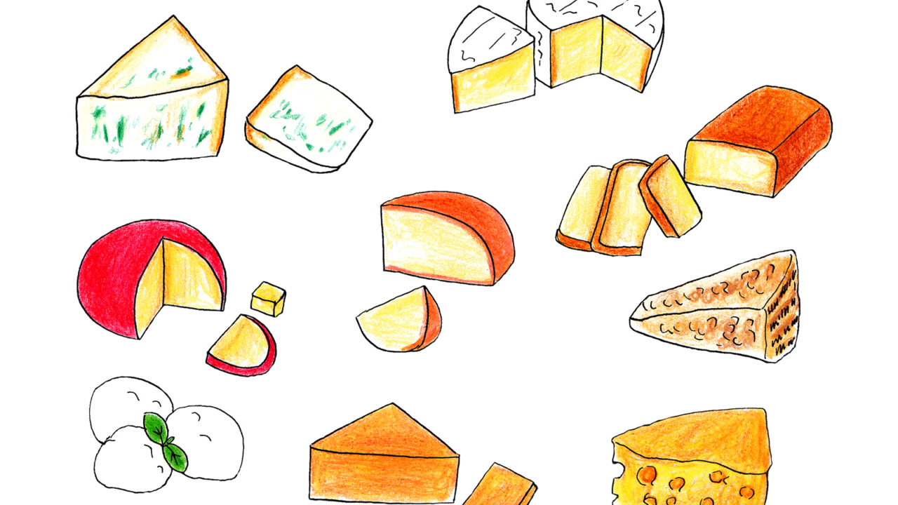 発酵食品「チーズ」