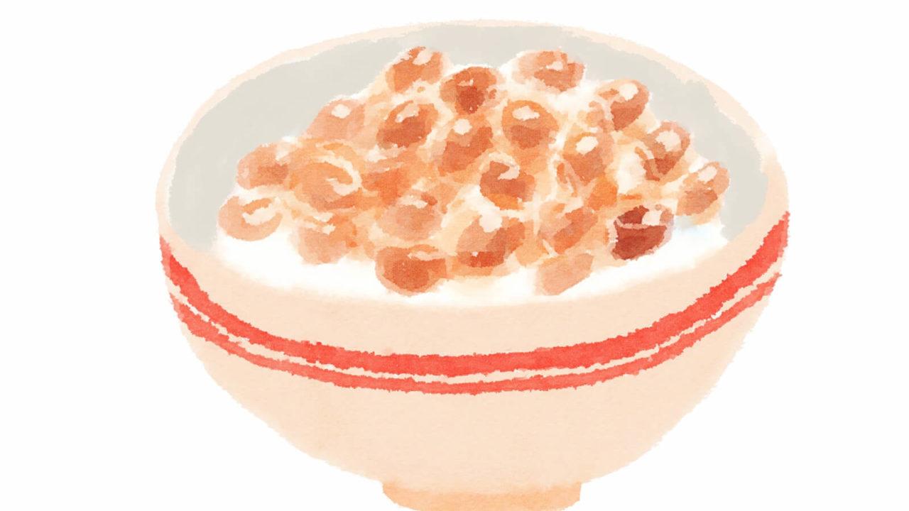 発酵食品の納豆